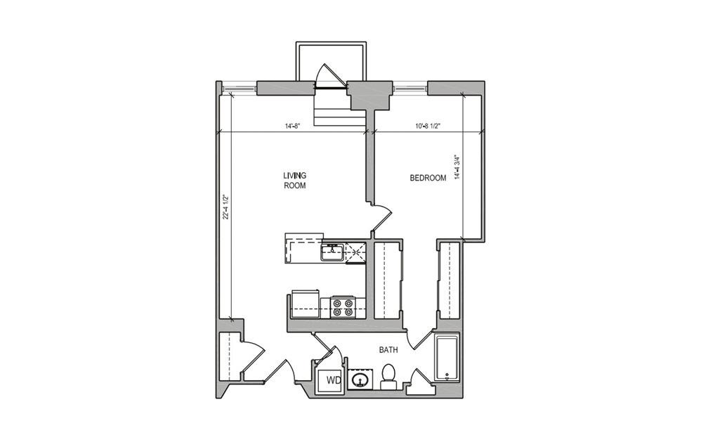 HC-09 One Bedroom