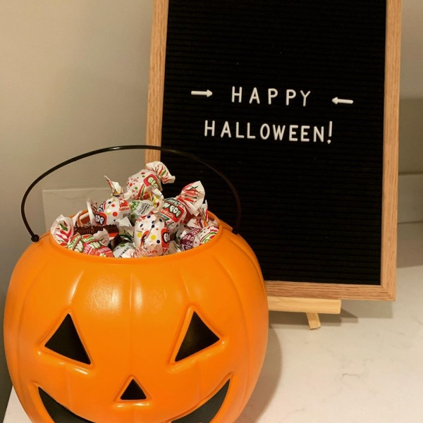 Happy Halloween! Make sure to stop by the leasing office for a sweet treat.